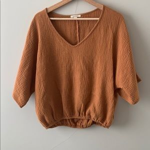 Suunday dolman sleeve top